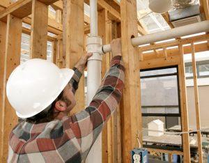 home remodel plumber