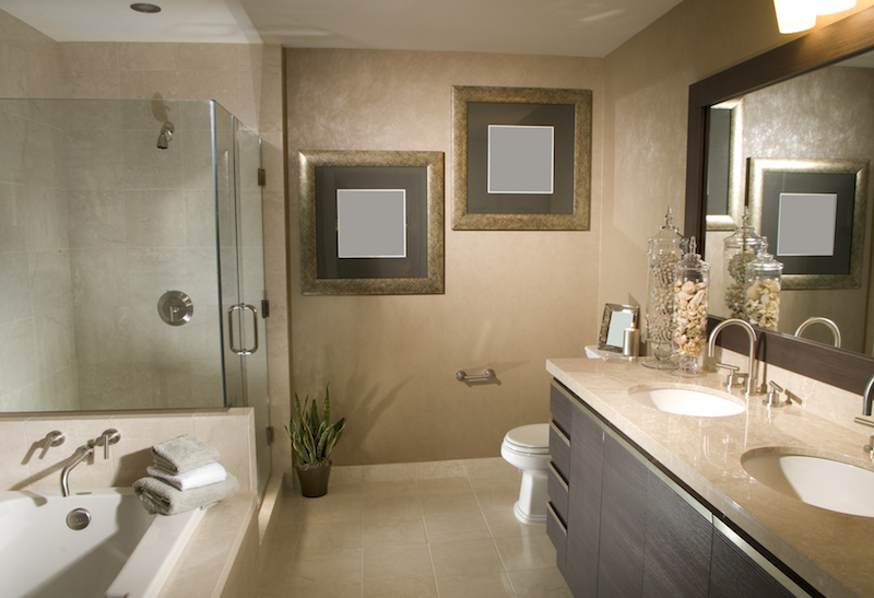 bathroom remodel black diamond services