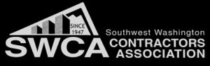 swa logo white